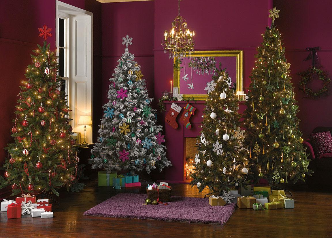 Christmas Tree Exciting Christmas Tree Decorations