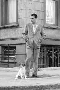 Uggie steps out with Jean Dujardin, Uggie will be appearing on Graham Norton in London