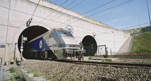 Euro tunnel Dover