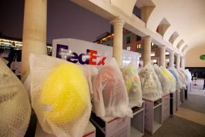 FedEx - Bigg Egg Hunt 1