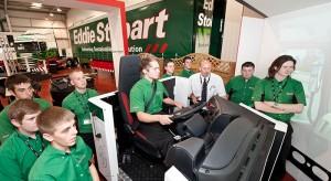 Eddie Stobart's new apprentices