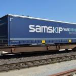 Samskip Container Transport