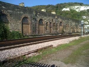 Harbour Station - rail side 004