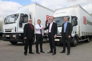 Schenker trucks