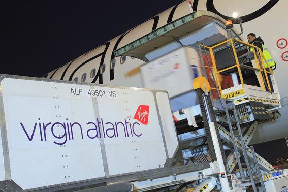 Virgin Atlantic Cargo - more daily capacity to and from the U.S. market