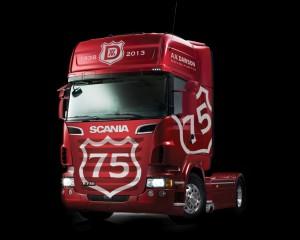 Anniversary Truck
