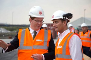 Minister and Gary Dawson