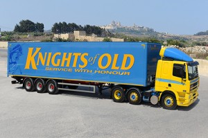 Knights of Old in Malta