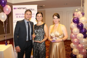 Danielle Kozlowska wins Woman of the Year