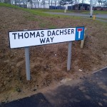 Thomas Dachser Way