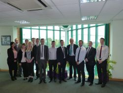 Davies Turner apprentices resized