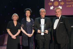 Palletways CILT Award small