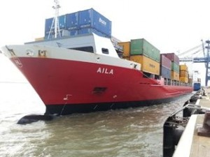 Containerships Thamesport