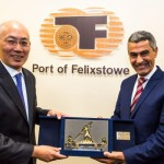 Visit of The Egyptian Minister of Transport