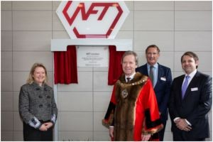 NFT opening small