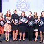 Winners.  FTA everywoman Women in Transport & Logistics Awards 2016. Photo by Steve Dunlop. www.stevedunlop.com  steve@stevedunlop.com +447762084057