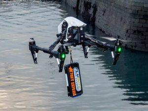 Pony Express drone